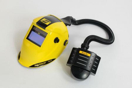 Cagoules ventilées Esab WarriorTech Air